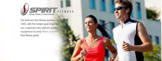 代表的なブランドSpirit fitness