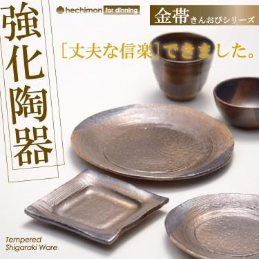 シリーズ:強化陶器
