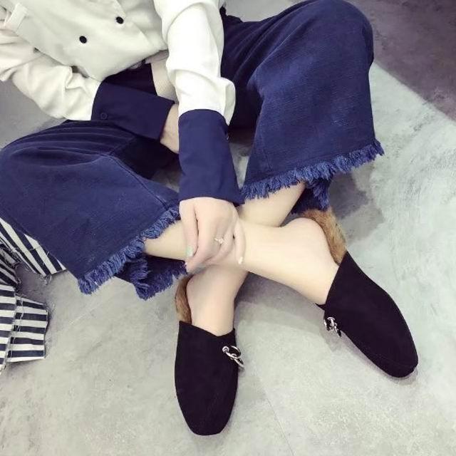 0ba58373e1b ファーサンダル ファー スリッポン スリッパ サンダル リング レディース シューズ 靴 レディースシューズ 春夏 :kutsu869:Hug.U -  通販 - Yahoo!ショッピング