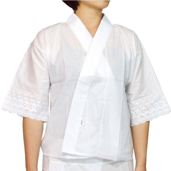 和装下着 女性 夏用 ・ 冬用 半衿付 肌襦袢/2サイズ2タイプ|hesaka|04