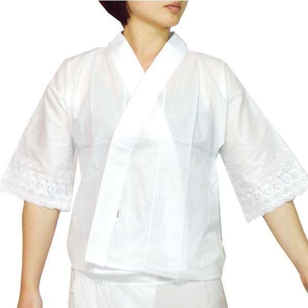 和装下着 女性 夏用 ・ 冬用 半衿付 肌襦袢/2サイズ2タイプ|hesaka|05