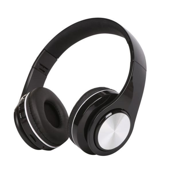 Bluetoothワイヤレス ヘッドホン/ヘッドフォン Sepia 折りたたみ式 通話機能 有線接続可 normalTYPE|hfs05|08