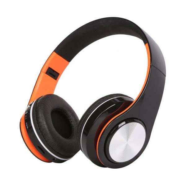 Bluetoothワイヤレス ヘッドホン/ヘッドフォン Sepia 折りたたみ式 通話機能 有線接続可 normalTYPE|hfs05|11
