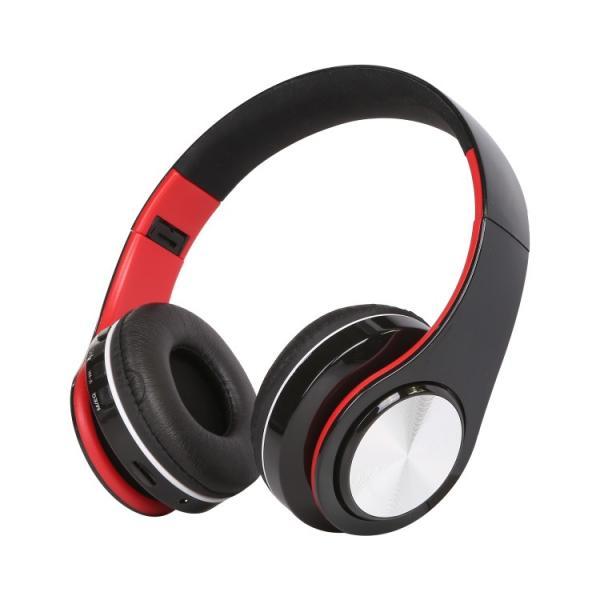 Bluetoothワイヤレス ヘッドホン/ヘッドフォン Sepia 折りたたみ式 通話機能 有線接続可 normalTYPE|hfs05|10