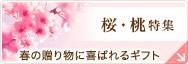 桜・桃特集