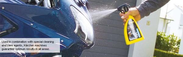 ケルヒャー 高圧洗浄機用 洗浄剤