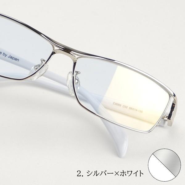 ミラーサングラス 運転 トラックドライバー 度付きメガネ 透明なサングラス ちょい悪 メンズ 大きいサイズ 幽剣 バイク ドライブ UVカット hidetora 17