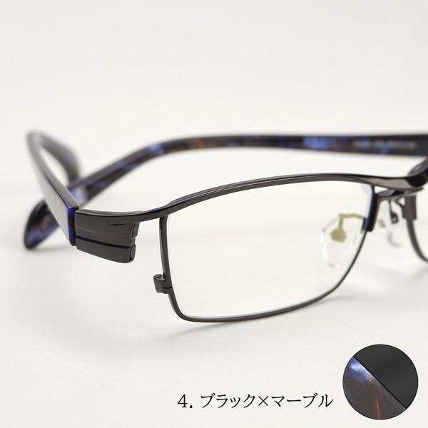 ミラーサングラス 運転 トラックドライバー 度付きメガネ 透明なサングラス ちょい悪 メンズ 大きいサイズ 幽剣 バイク ドライブ UVカット hidetora 19