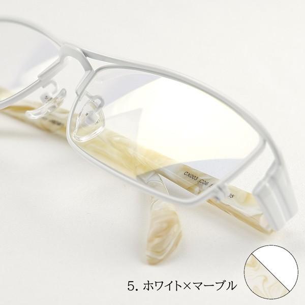 ミラーサングラス 運転 トラックドライバー 度付きメガネ 透明なサングラス ちょい悪 メンズ 大きいサイズ 幽剣 バイク ドライブ UVカット hidetora 20