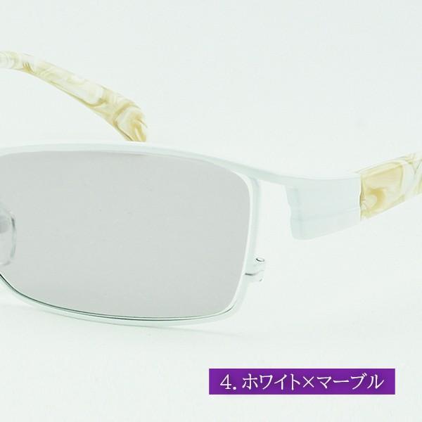運転用サングラス 調光レンズ ドライブ トラック 度付き 色が変わる可視光調光 日本製レンズ ちょい悪 日隠 バイク ドライブ UVカット|hidetora|25