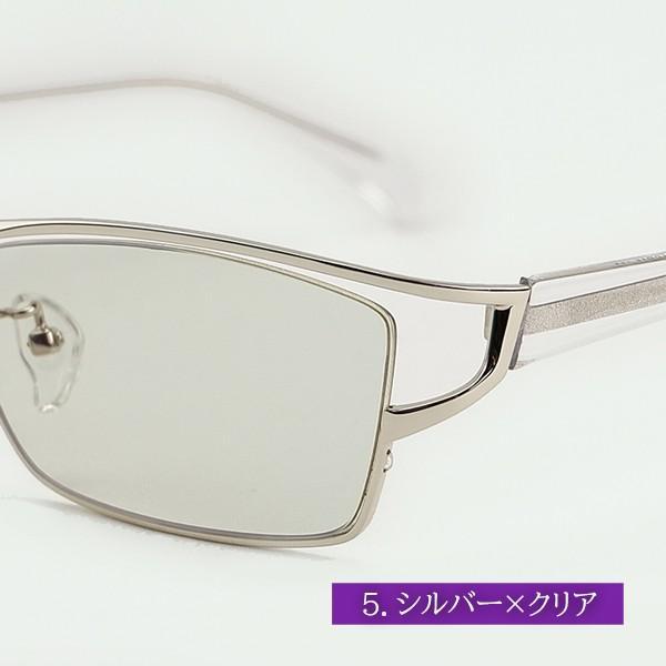運転用サングラス 調光レンズ ドライブ トラック 度付き 色が変わる可視光調光 日本製レンズ ちょい悪 日隠 バイク ドライブ UVカット|hidetora|26