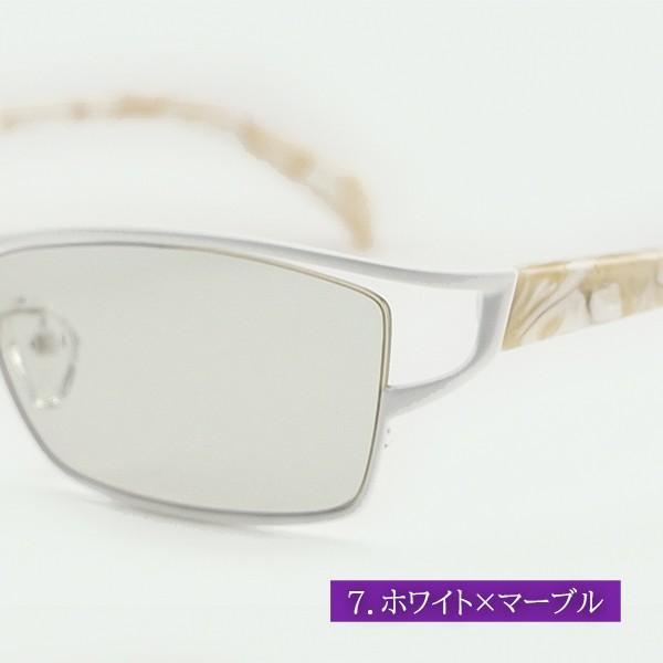 運転用サングラス 調光レンズ ドライブ トラック 度付き 色が変わる可視光調光 日本製レンズ ちょい悪 日隠 バイク ドライブ UVカット|hidetora|28