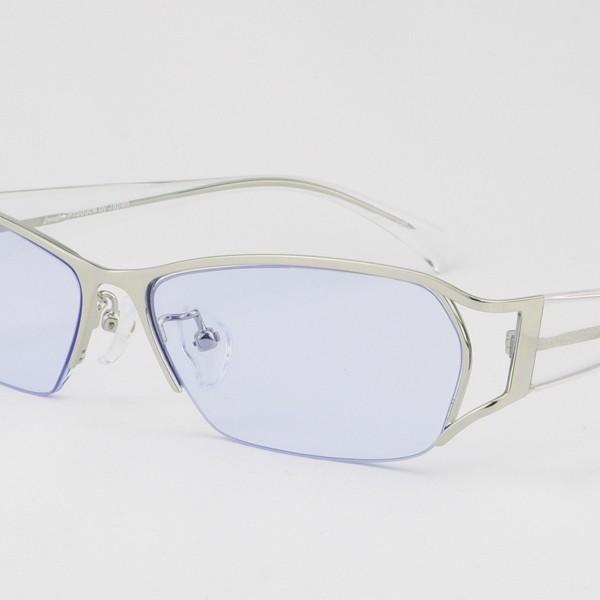 度付きサングラス 夜の運転 メガネ 薄い色 LEDヘッドライト トラック ちょい悪 大きいサイズ ネオコントラスト 紫竜 バイク ドライブ UVカット hidetora 22