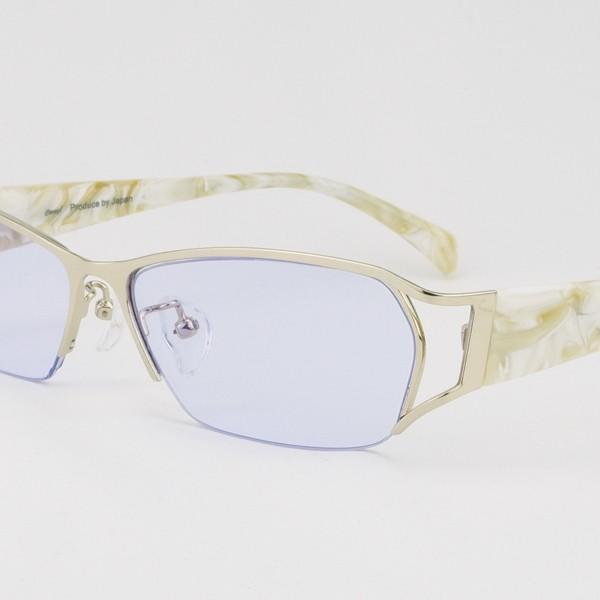度付きサングラス 夜の運転 メガネ 薄い色 LEDヘッドライト トラック ちょい悪 大きいサイズ ネオコントラスト 紫竜 バイク ドライブ UVカット hidetora 24
