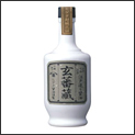 江戸造り醤油 「玄蕃蔵」 500mlびん×1本入