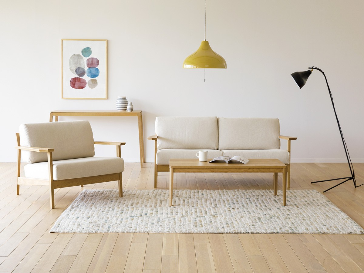 選べる生地・カラー全26色!ゆったり座れる新作リビングソファ