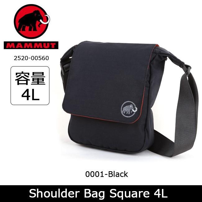 6f29020b6 MAMMUT/マムート Shoulder Bag Square 4L 2520-00560 【カバン ...