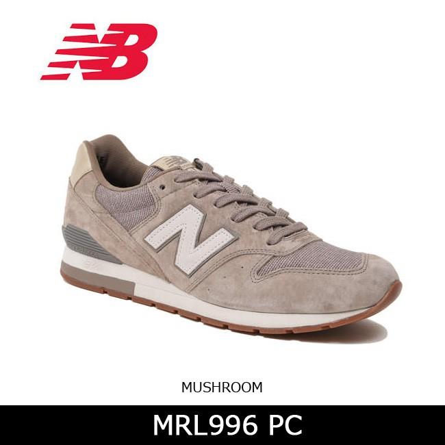 44f00a0d90d51 ニューバランス new balance スニーカー MRL996PC MUSHROOM 【靴】メンズ ...