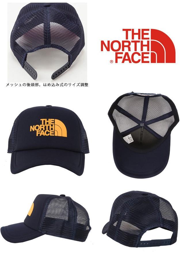ノースフェイス THE NORTH FACE /キッズロゴメッシュキャップ(キッズ) Kids Logo Mesh Cap