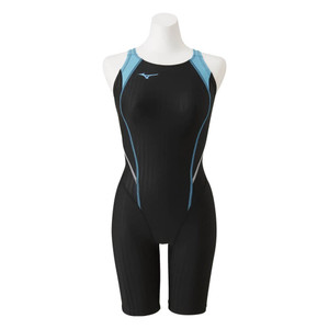 ミズノ MIZUNO 競泳水着 レディース fina承認 ハーフスーツ(マスターズバック) STREAM ACE ストリームフィットA N2MG0240|SWIMSHOPヒカリスポーツ