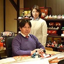 雛の廣榮 矢作人形店
