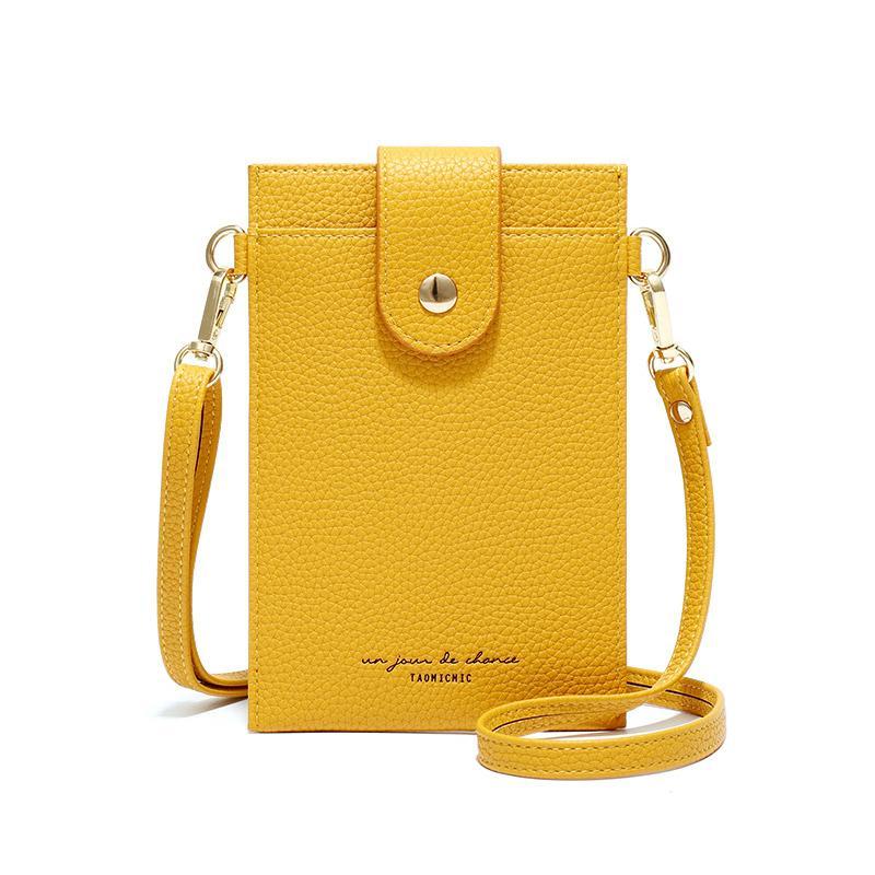 スマホポーチ ショルダーポーチ 携帯電話バッグ カードケース 肩掛け おしゃれ お散歩バッグ ランチバッグ|hinatainc|16