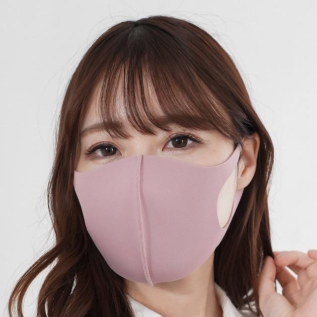 洗えるマスク 日本製 冷感 夏用 マスク 洗える  血色マスク おしゃれ レディース メンズ 女性用 スポーツマスク|hinatajapan|28
