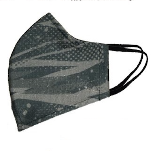 スポーツマスク 日本製 小杉織物 抗菌 夏用 マスク 洗える 大きめ メンズ ノーズワイヤー 洗えるマスク 涼しい 紐 調整 スポーツ 野球|hinatajapan|22