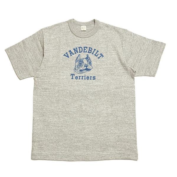 "WAREHOUSE(ウエアハウス) Lot.4601 半袖Tシャツ ""TERRIERS"" 4601TER-19|hinoya-ameyoko|09"