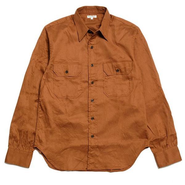 BURGUS PLUS(バーガスプラス) ミリタリーツイルシャツ BP16505|hinoya-ameyoko|14