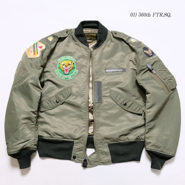 BUZZ RICKSON'S(バズリクソンズ) L-2B パッチモデル BR14350 hinoya-ameyoko 08