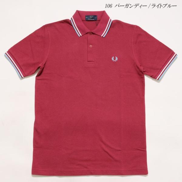 FRED PERRY (フレッドペリー) M12N ツイン ティップ フレッドペリー シャツ M12N-19|hinoya-ameyoko|11