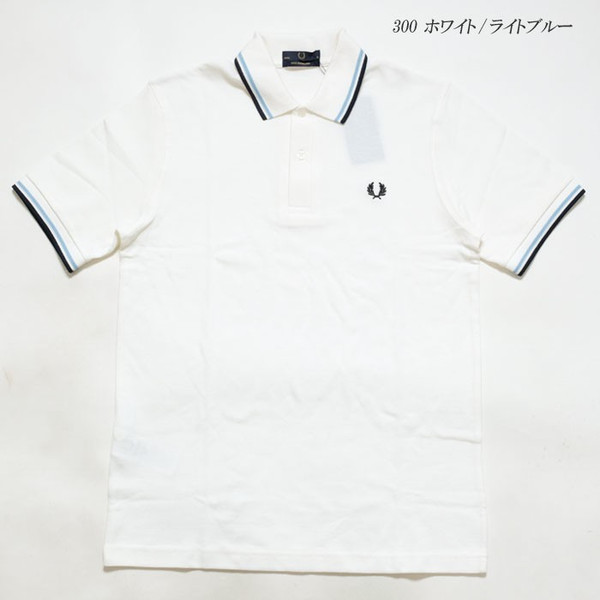 FRED PERRY (フレッドペリー) M12N ツイン ティップ フレッドペリー シャツ M12N-19|hinoya-ameyoko|13