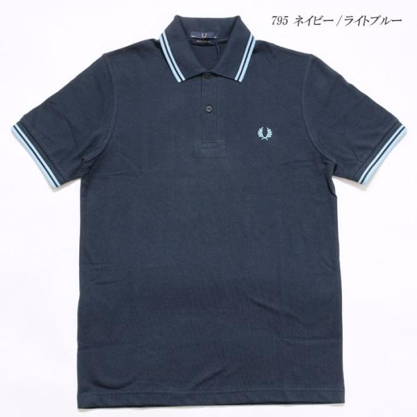 FRED PERRY (フレッドペリー) M12N ツイン ティップ フレッドペリー シャツ M12N-19|hinoya-ameyoko|14