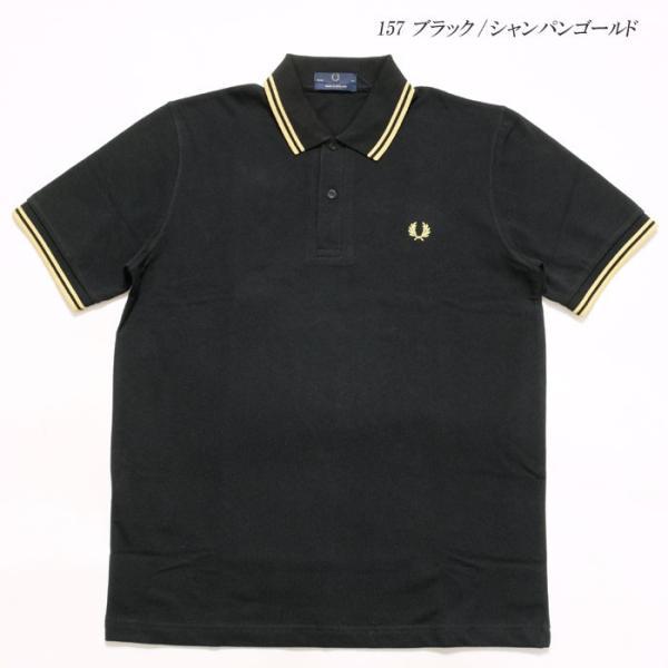 FRED PERRY (フレッドペリー) M12N ツイン ティップ フレッドペリー シャツ M12N-19|hinoya-ameyoko|12