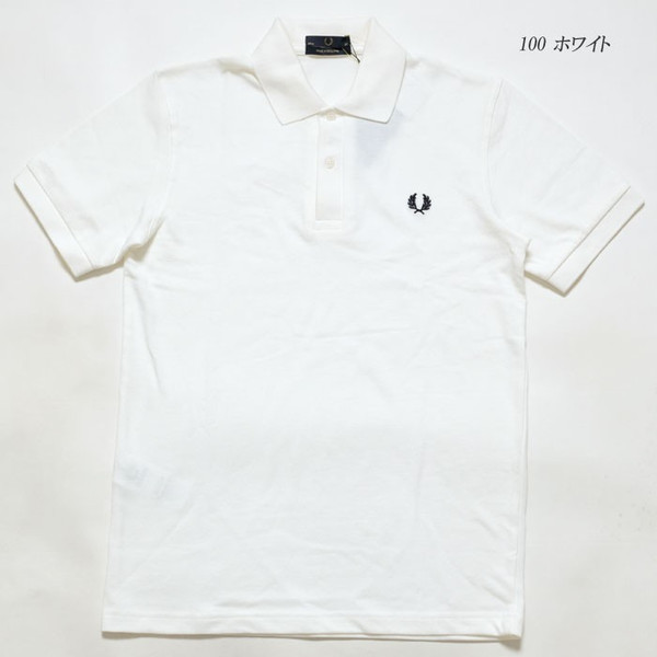FRED PERRY (フレッドペリー) M3N ザ オリジナル ワンカラー フレッドペリー シャツ M3N-19|hinoya-ameyoko|09