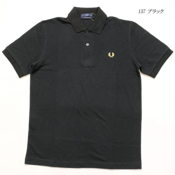 FRED PERRY (フレッドペリー) M3N ザ オリジナル ワンカラー フレッドペリー シャツ M3N-19|hinoya-ameyoko|10