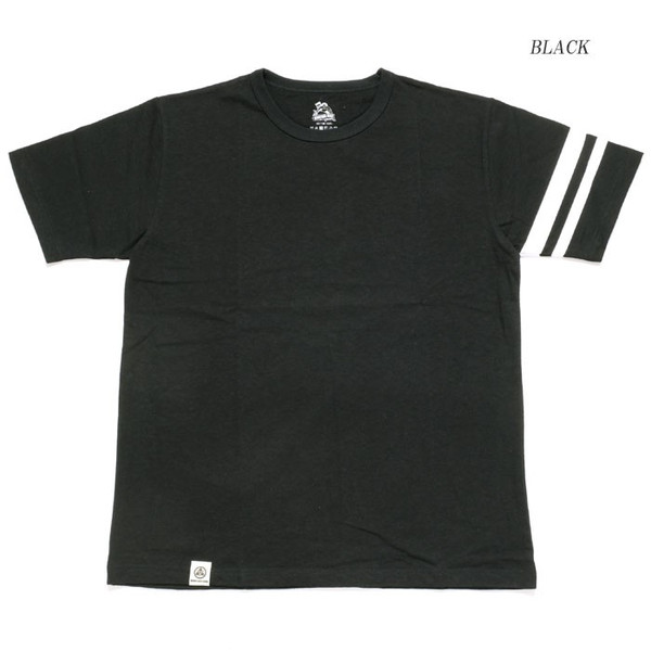 MOMOTARO JEANS (桃太郎ジーンズ)  Lot.MT302 8.2オンス ジンバブエコットン Tシャツ MT302 hinoya-ameyoko 07