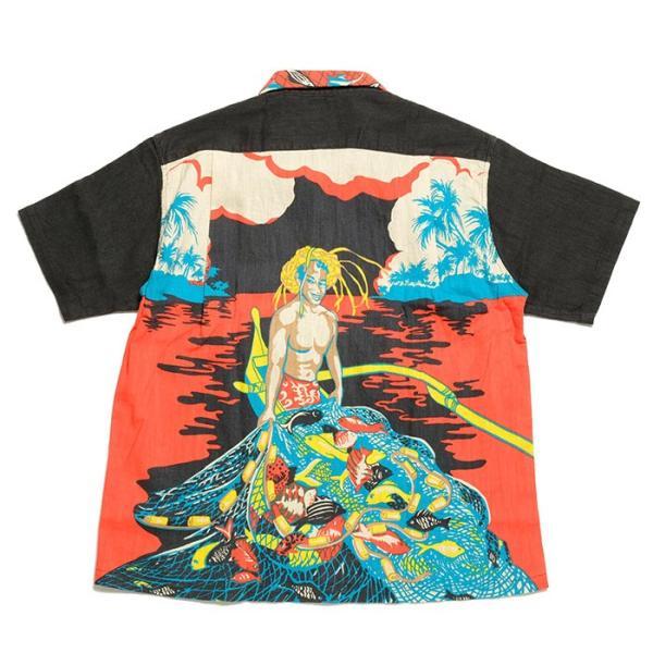 "SUN SURF  (サンサーフ) スペシャルエディション ""HULIAU"" ROSS SATHERLAND SS38103|hinoya-ameyoko|17"