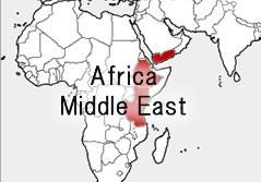 産地で選ぶ【アフリカ・中東】
