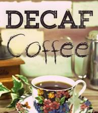 自家焙煎コーヒー豆カフェインレスコーヒー「デカフェ」