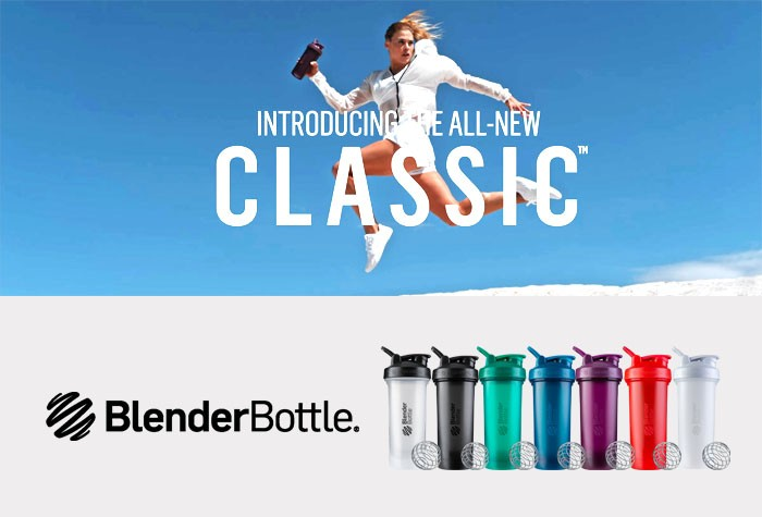 Blender Bottleのバナー