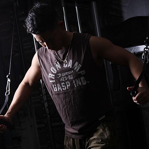 ノースリーブ Tシャツ タンクトップ カジュアル ストリート プリント アメカジ ブランド フィットネスウエア おしゃれ
