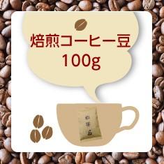 焙煎コーヒー豆100g