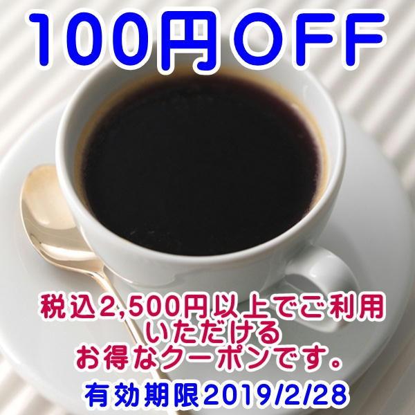 税込2,500円以上で100円OFFクーポン