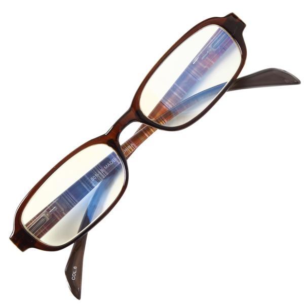 老眼鏡 メンズ レディース ブルーライトカット 約35% PrePiar BL Cutter 801 シニアグラス 男性用 女性用|hisui-kobo|15