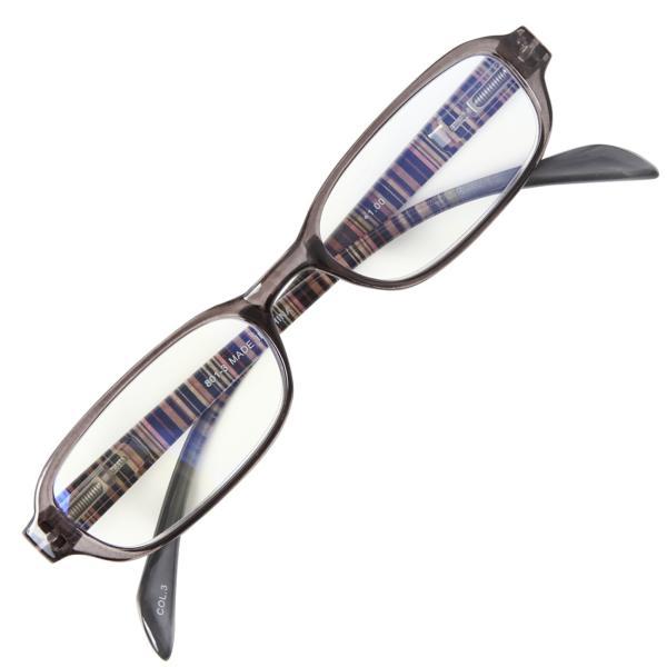 老眼鏡 メンズ レディース ブルーライトカット 約35% PrePiar BL Cutter 801 シニアグラス 男性用 女性用|hisui-kobo|14