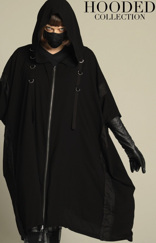 0804【HOODED COLLECTION】