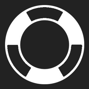 PCメニュー浮き輪