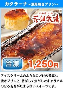 花畑牧場 カタラーナ〜濃厚焼きプリン〜